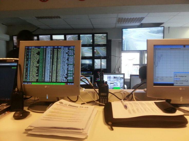 Race control - Zandvoort 2014