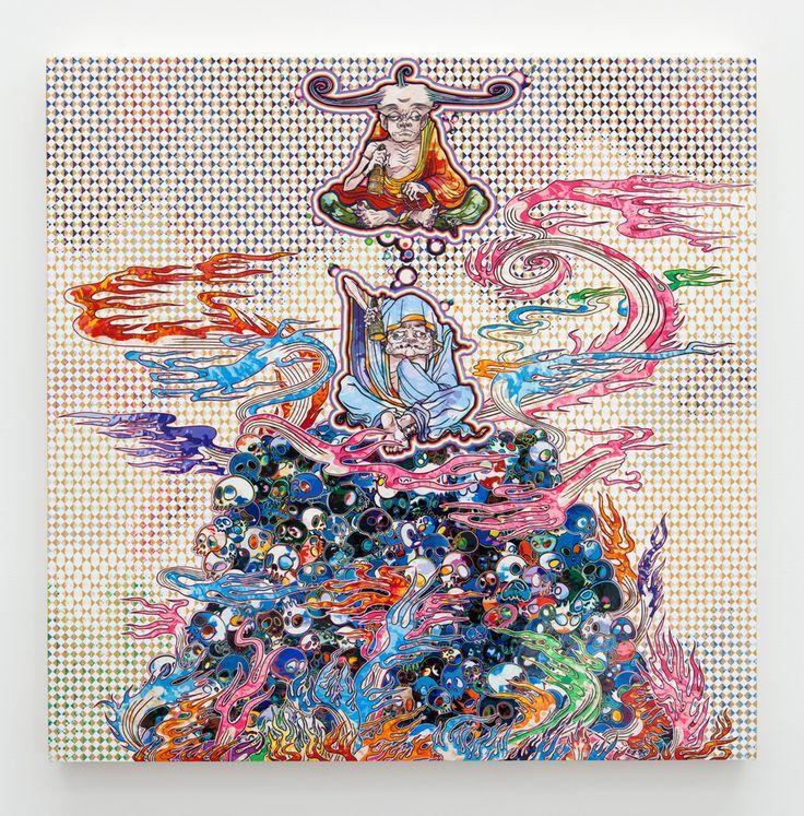 takashi murakami | Takashi Murakami | Blum and Poe