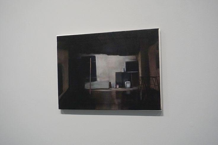 """""""The begining"""", """"El Gran Estudio. Nacho Martín Silva"""" en el  Centro de Arte de Alcobendas. #Madrid #ArteContemporáneo #ContemporaryArt #Art #Arte #Arterecord 2016 https://twitter.com/arterecord"""
