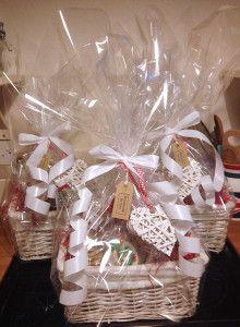 Handmade Christmas Hampers