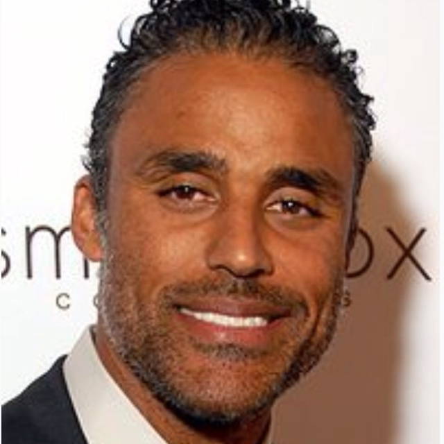 Rick Fox is Pretty : )