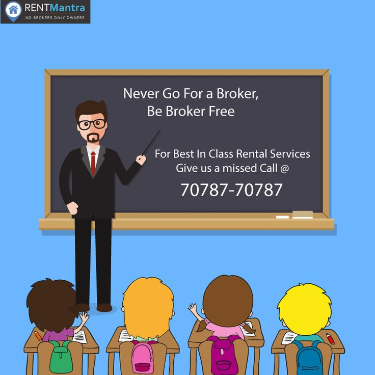 Be Broker Free, For Best in Class Rental Services Log on to www.rentmantra.com Or Give us a Missed Call @ 70787-70787. #BestRentalServices #HouseforRent #FlatforRent #OfficeforRent #BrokerFree #RentMantra #Noida