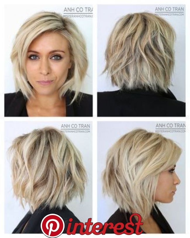 15+ Layered bob hairstyles 2019 female over 50 info