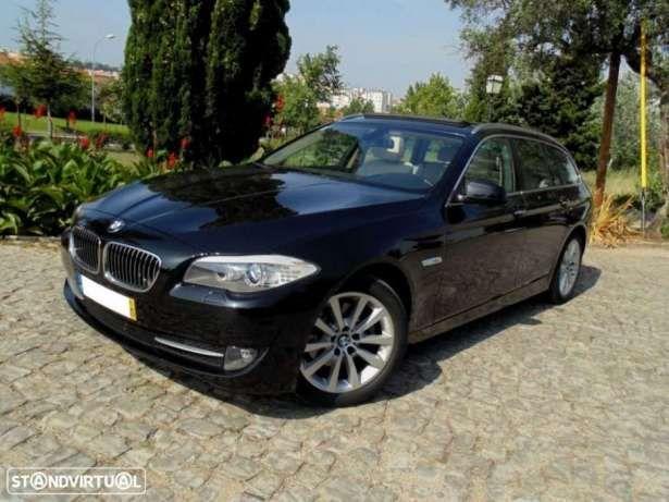 BMW 520 d preços usados
