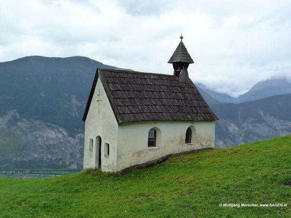 Haiming, Ortskapelle Hausegg (Imst) Tirol AUT