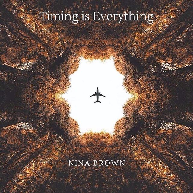 Timing is everything #ninabrown_nb #zivaglo