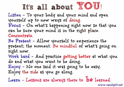 It s all about you via @candyfit fitfluential sweatpink