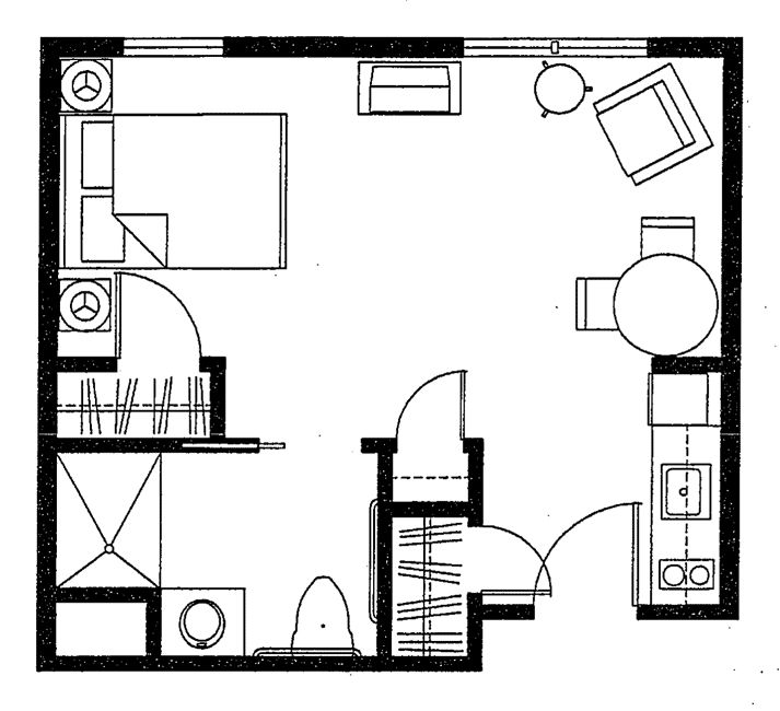 Small Master Bedroom Floor Plan 17 best floorplans images on pinterest | small houses, studio