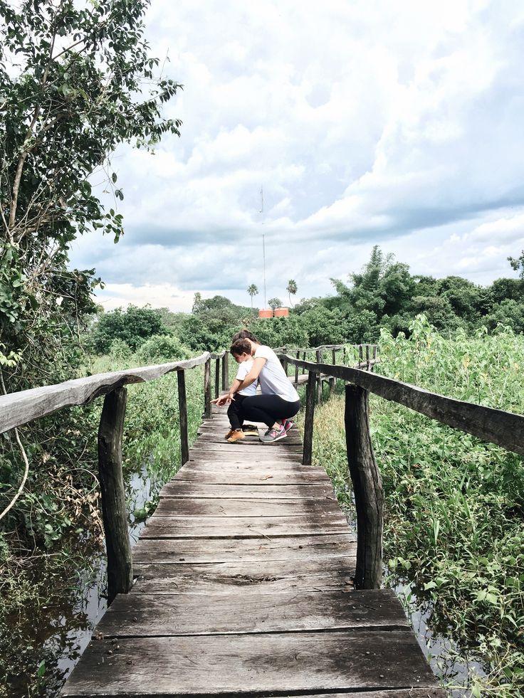 Passeio pelo Pantanal – Pousada Araras