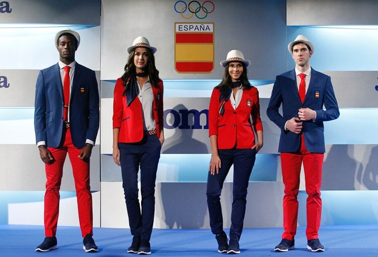 Joma is the official sponsor of Spain's National Olympic Committee and has designed both the clothes for the opening ceremony and the sports uniforms. It is the first time in the history of Spain's participation in the Olympic Games that its female athletes will be wearing pants when they enter the arena. Nadal Ferrer Vamos