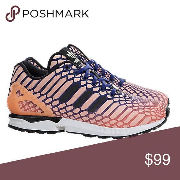 Adidas ZX flux sunglo lush women's black sneakers •Brand new •Authentic •Box not included •Please check out my listings for more Air Max Roshe and Running shoes  •Color could be different depending of your screen brightness adidas Shoes Sneakers