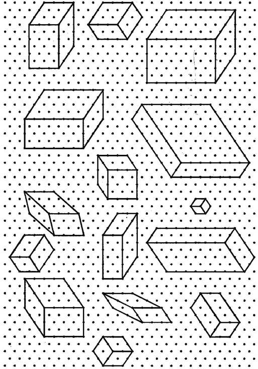 16 best isometric grid drawing images on Pinterest Isometric - isometric dot paper
