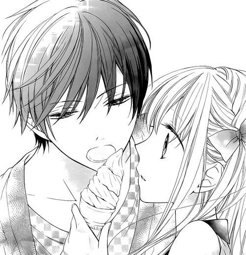Ochite Chika Chika #manga #shoujo #romantic