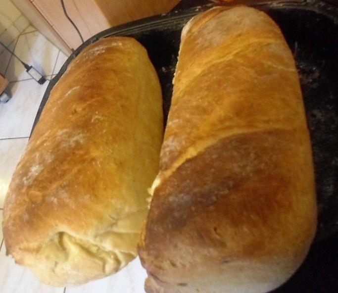 σπιτικο ψωμι