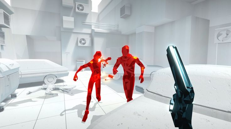 Superhot VR Forever Update Launches March 7, 2017