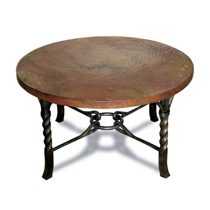 Vintage Round Wood Coffee Table   Interior Paint Color Trends Check More At  Http:/