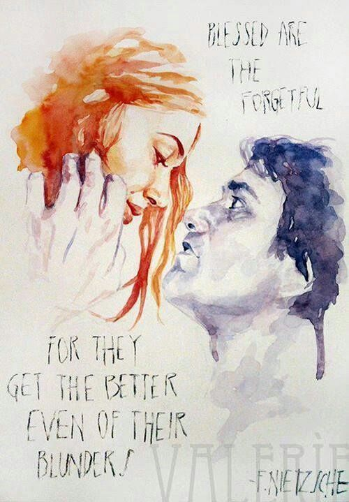 eternal sunshine of the spotless mind essay Below is the edited version of an essay i wrote this year for a  eternal sunshine  of the spotless mind is a movie primarily about two lovers.