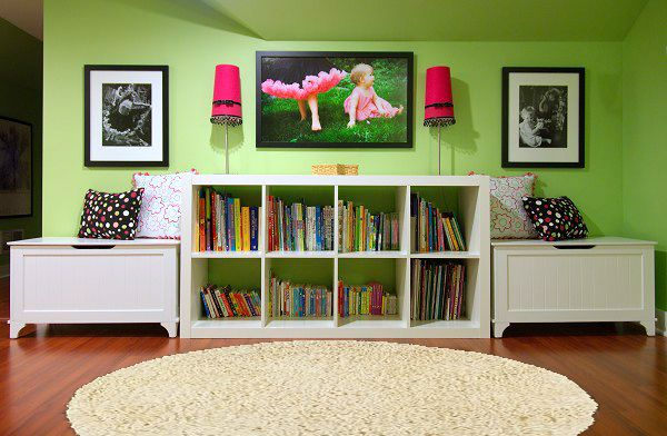 Classy Playroom