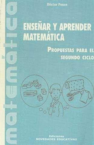 Resultado de imagen de enseñar y aprender matematica Ponce