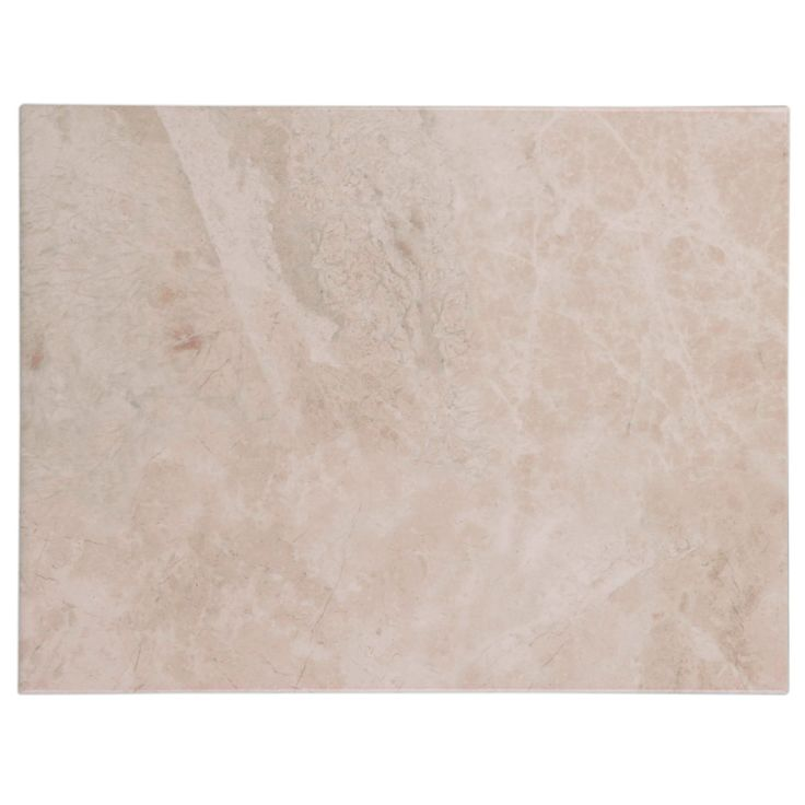 Urban White Stone Effect Ceramic Wall Floor Tile Pack: Illusion Cappuccino Marble Effect Ceramic Wall & Floor