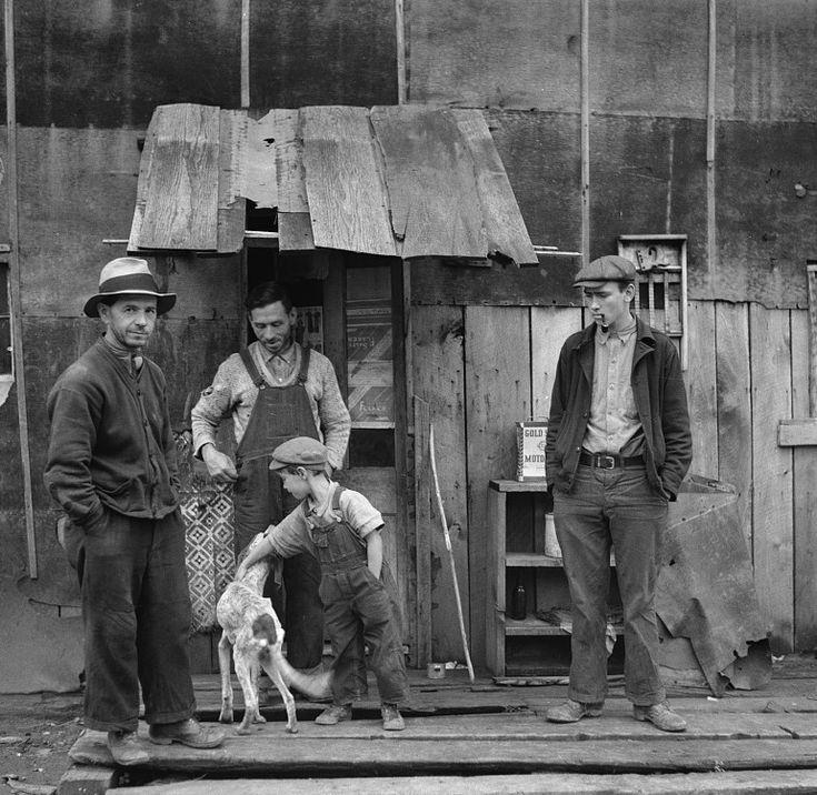 Appalachia 1920s Mountain People Garrett County
