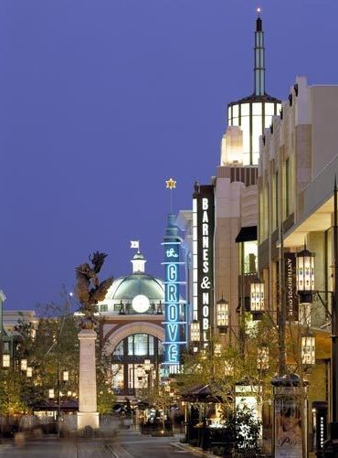 The Grove Shopping Mecca Turns Ten: Who knew that in the City of Angles the old and the new could meld so well….