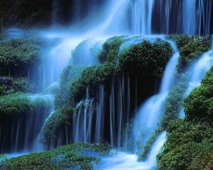 Jerusalem River Waterfalls | Waterfall Wallpapers