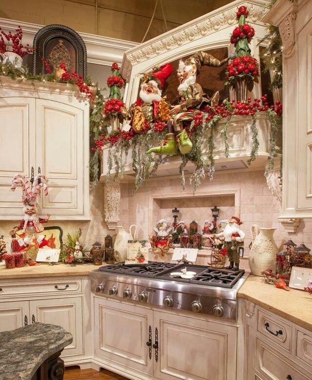 Картинка декорация кухня