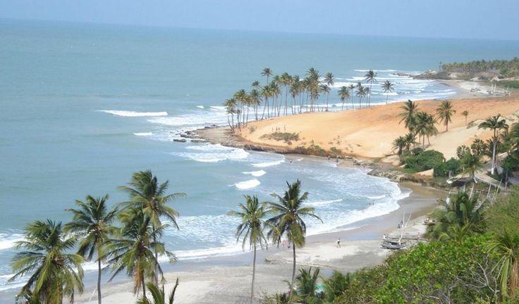 Confira rota alternativa com 12 praias cearenses para quem quer ficar longe da lotação: Lagoinha, Paraipaba