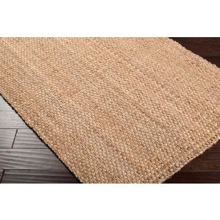 Shop for Hand-woven Carter Natural Fiber Jute Rug (2'6 x 4'). Get free shipping at Overstock.com - Your Online Home Decor Outlet Store! Get 5% in rewards with Club O!