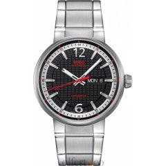 Mido Uhren, ein prominenter Beitrag und Produzent von erstklassiger Qualität Handgelenk Stücke bieten seinen herrlichen Sortiment Chronometer beobachten Commander visuell attraktiv und Barnocelli Multifort Sammlungen