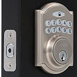 Defiant Single Cylinder Electronic Keypad Deadbolt $30 #LavaHot http://www.lavahotdeals.com/us/cheap/defiant-single-cylinder-electronic-keypad-deadbolt-30/147234?utm_source=pinterest&utm_medium=rss&utm_campaign=at_lavahotdealsus
