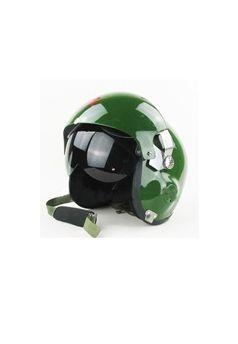Open Face Olive Motorcycle Jet Pilot Helmet ! Buy Now at gorillasurplus.com