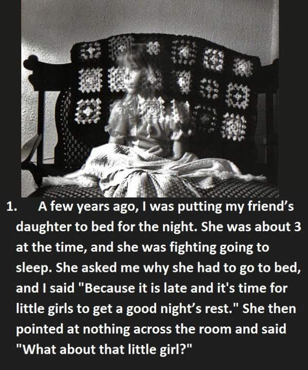 kids say creepy things