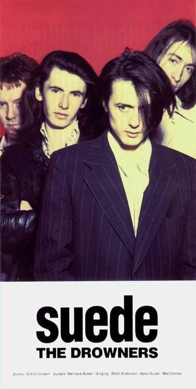 Melody Maker cover #suede #brettanderson