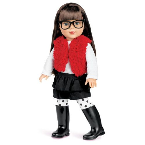 """Does anyone know if clothes and shoes from """"My Life As"""" dolls from Walmart fit American Girl Dolls? Would love to know!"""