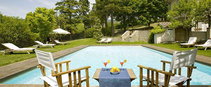 Villa Cassia Di Baccano VeryChic - Exceptional hotels. Exclusive offers.
