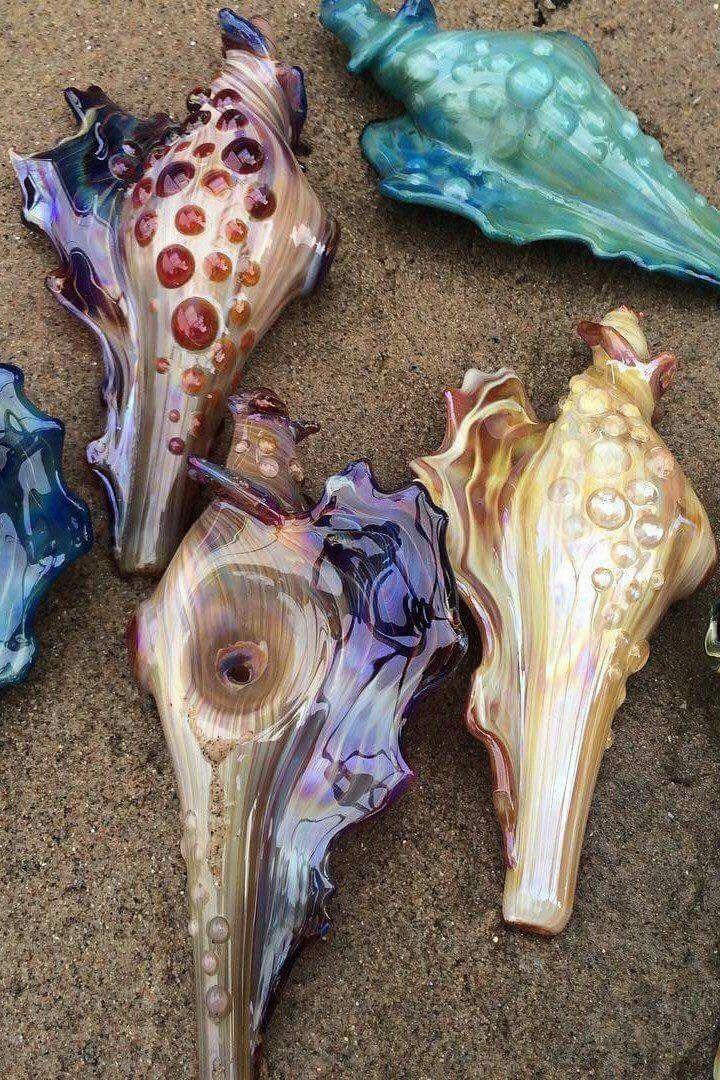 Seashell pipe !!