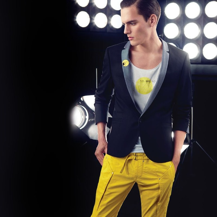"""Climber B.C. Spring Summer 2012 """"Party's Over"""""""