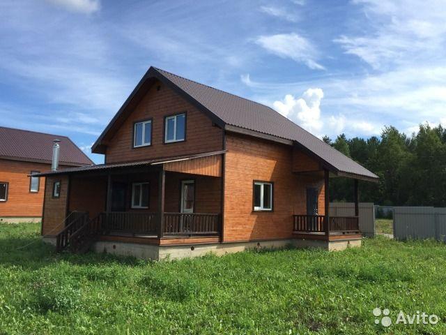 Дом 135 м² на участке 10 сот. - купить, продать, сдать или снять в Москве на Avito — Объявления на сайте Avito
