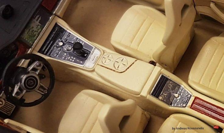 Porsche Panamera 1/24 (Revell)