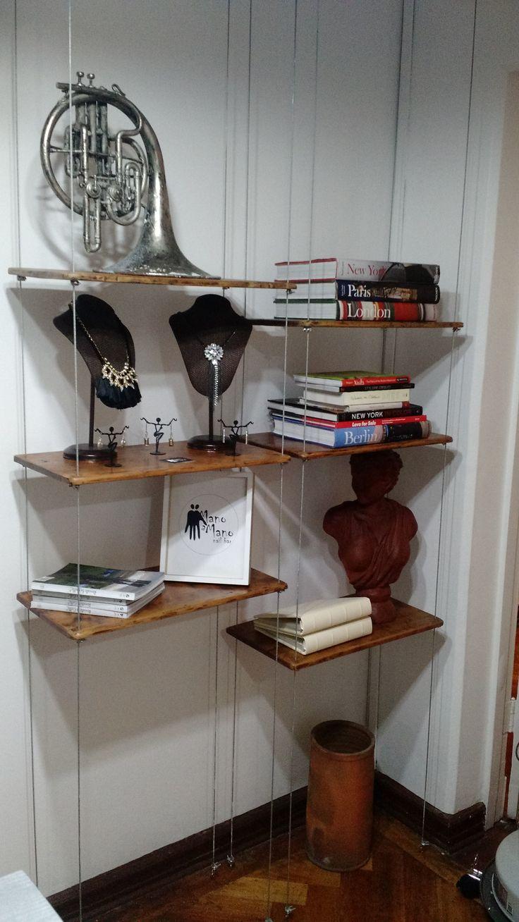 Muebles para NailsBar DeManoAmano