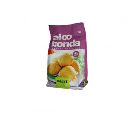 Vegit Aloo Bonda Instant Snack Mix 180g at Rs.50 online in India.