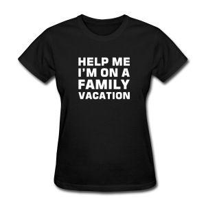 Family Vacation T-Shirts