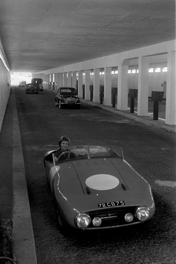 FRANCOISE SAGAN, 1956 - La galerie photo ParisMatch.com