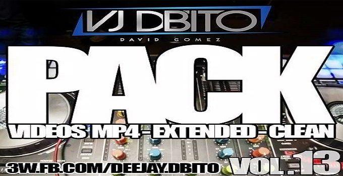 Pack V-Remix Extended Clean 13 Vj Dbito 2016