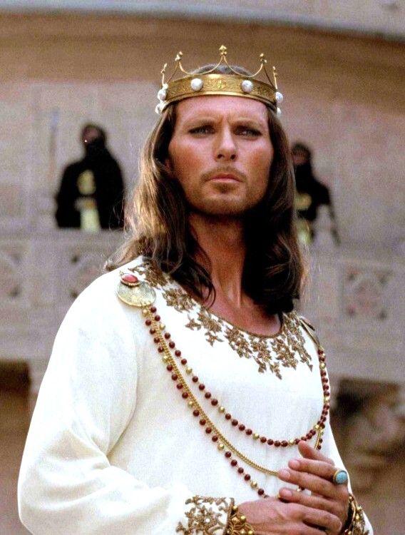 Xerxes as portrayed on film. Xerxes was a Persian king ...