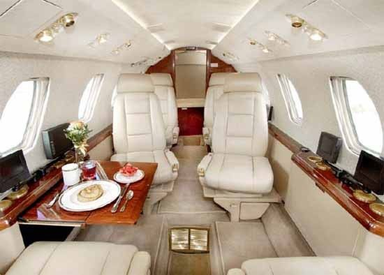 Ted Turner S Private Jet Lifestyles Pinterest
