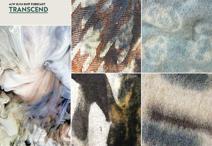 WGSN A/W 15/16 Knit & Jersey Forecast: Transcend