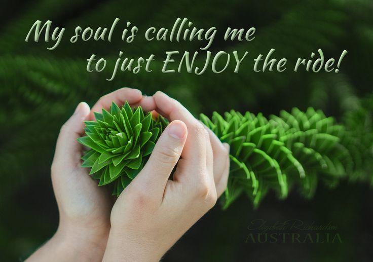 Elizabeth Richardson - Listening To My Inner Being